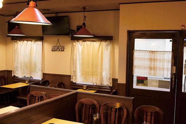 牛すじコトコトデミソースのビーフハンバーグ(ミニサラダ、デザート、コーヒー付)3