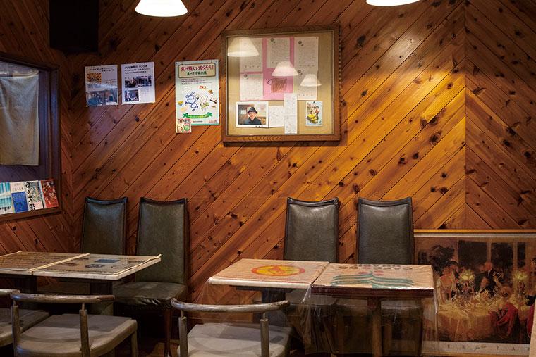 ビューのハンバーグ定食(五彩)3